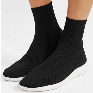 Vince High Top Sock Sneaker